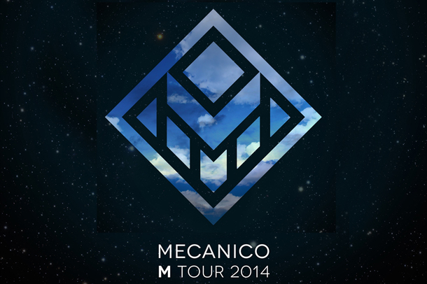 mecanico tour 2014