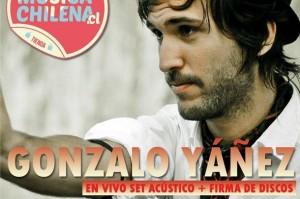 Gonzalo Yañez - firma discos